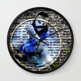 Lex Wall Clock
