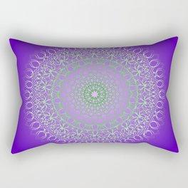 mandala dhalia Rectangular Pillow