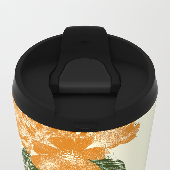 Digital Spring Metal Travel Mug
