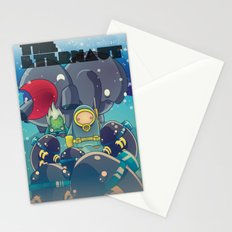 The Eternaut Stationery Cards