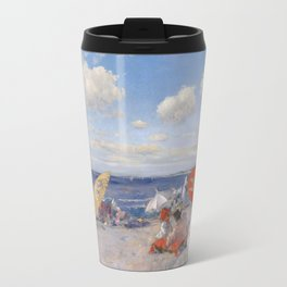 At the Seaside Travel Mug