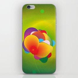 Hydrogenation Metal Catalyst  iPhone Skin