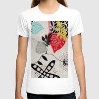 rio T-shirts featuring RIO 004 by Maca Salazar
