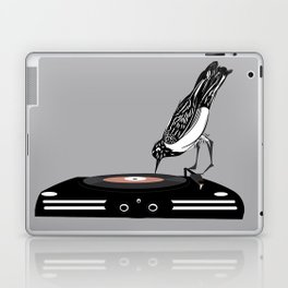 DJ magpie Laptop & iPad Skin