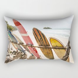 Surfing Day 2 Rectangular Pillow