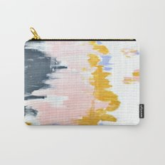 Multicolor spring abstract Carry-All Pouch