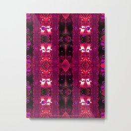 All Neon Like (Something Borrowed) Metal Print