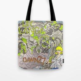 Dr. Langa: Dawn 27 Tote Bag
