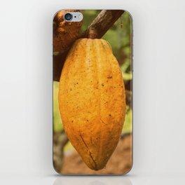 Cacao iPhone Skin