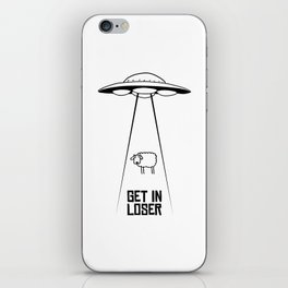 GetInLoser. iPhone Skin