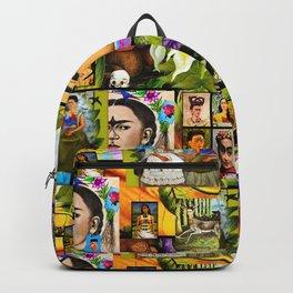 FRIDA BLANKET Backpack