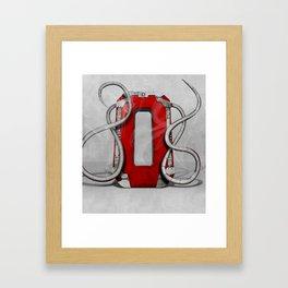 Superbet 'O' Framed Art Print