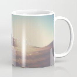 adventure awaits you ... Coffee Mug