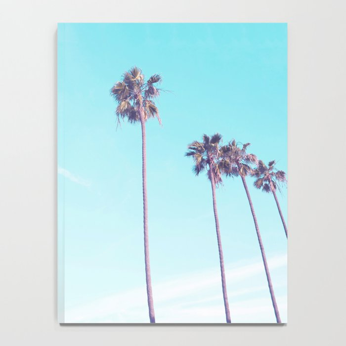 Palms Good Vibes Notebook