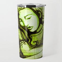 Romantic Ophelia Travel Mug