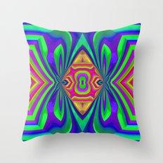 Ornamental design Throw Pillow