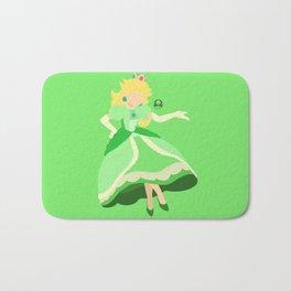 Princess Peach(Smash)Green Bath Mat