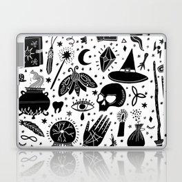 I'm a Crazy Witch Laptop & iPad Skin