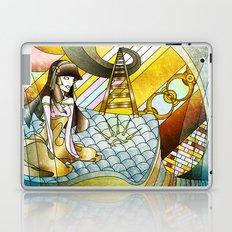 The Princess and the Pea Laptop & iPad Skin