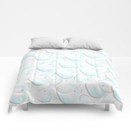 Water Clear Comforters