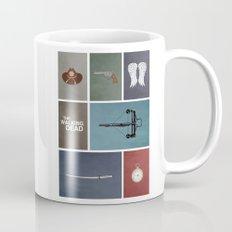 Walking Dead (colors) Mug