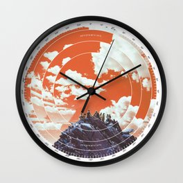 Base Camp Wall Clock