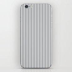 Sharkskin Stripes iPhone & iPod Skin