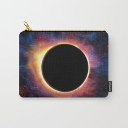 Artistic XCV - Solar Eclipse Carry-All Pouch