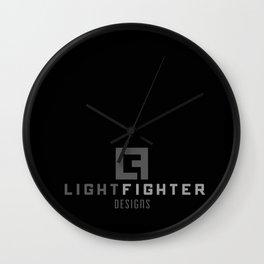 LIGHTFIGHTER Wall Clock