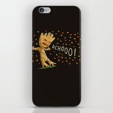 Achoo iPhone & iPod Skin