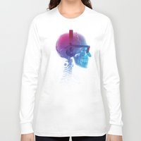 carnage Long Sleeve T-shirts featuring Electronic Music Fan by Sitchko Igor