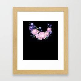 Peony Dream Framed Art Print