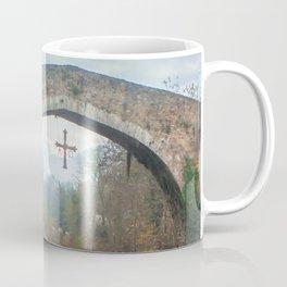 The hump-backed Roman Bridge Coffee Mug