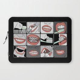 Dentistry horizontal Laptop Sleeve
