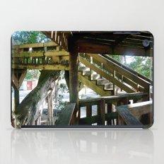Tree house @ Aguadilla 2 iPad Case