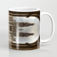 college Mugs featuring Christ Church College, Oxford by Best Light Images