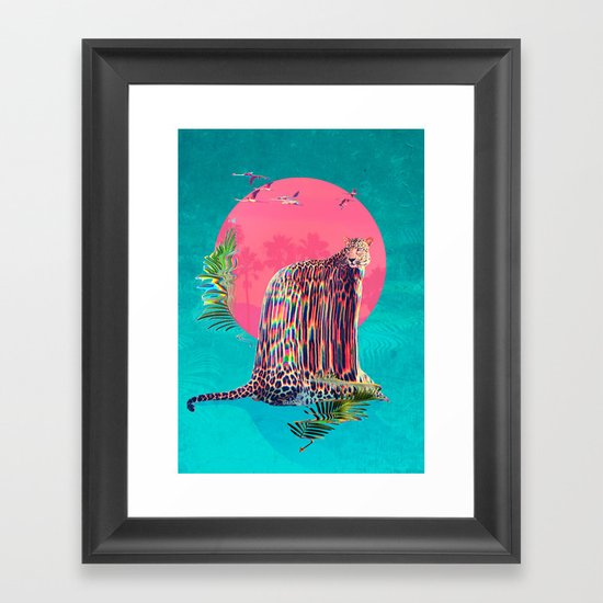 Jaguar Framed Art Print