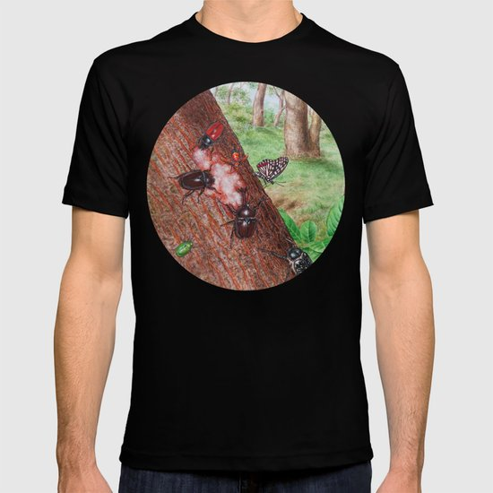 A Day of Forest (3). (Observe the tree) T-shirt