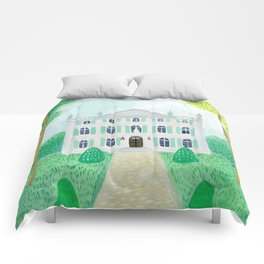 mansion Comforters