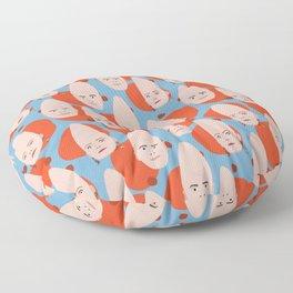 Coneheads Floor Pillow