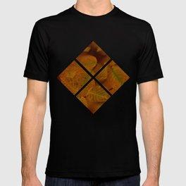 vibrance, fading T-shirt