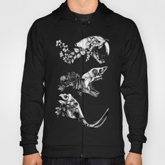 Prehistoric Bloom  Hoody