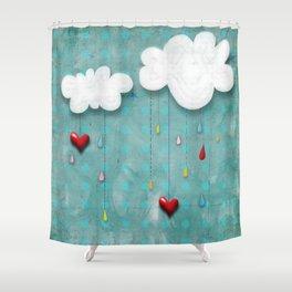 Me gusta como eres Shower Curtain