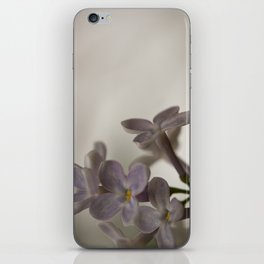 Lilac Morning iPhone Skin