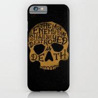 Last Enemy iPhone 6s Slim Case
