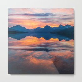 Until Daybreak Comes Metal Print
