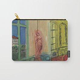 Raoul Dufy L'atelier de la Place Arago Carry-All Pouch