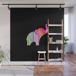 Elle The Elephant Wall Mural