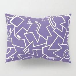 Ultra Violet Instinct Pillow Sham