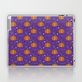 Pumpkin pattern Laptop & iPad Skin